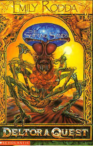 The Deltora Quest: Book 4: The Shifting Sands by Emily Rodda (Paperback, 2000)