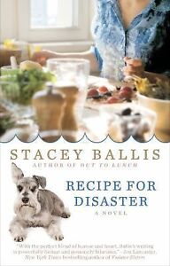 Recipe-for-Disaster-by-Stacey-Ballis-2015-Paperback