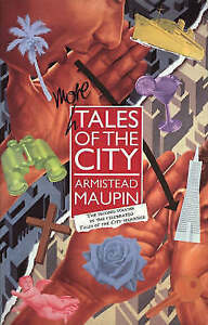 Armistead maupin more tales of the city very good book 9780552990868