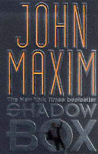 """""""VERY GOOD"""" The Shadow Box, Maxim, John R., Book"""