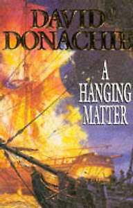 A Hanging Matter-ExLibrary