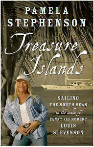 PAMELA STEPHENSON Treasure Islands (2005)