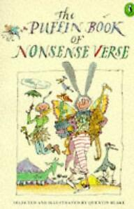 THE PUFFIN BOOK OF NONSENSE VERSE BOOK NEU