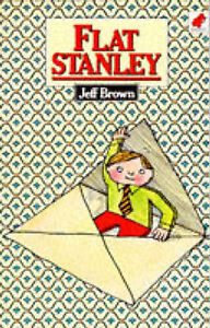 Flat Stanley, Brown, Jeff Paperback Book