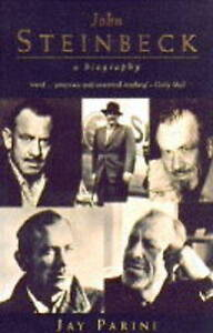 John Steinbeck: A Biography by Jay Parini Medium Paperback 20% Bulk Book Discoun