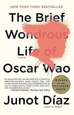 The Brief Wondrous Life Of Oscar Wao  (exlib) By Junot D?az