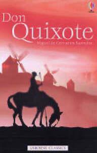 Don Quixote (Usborne classics), Good Condition Book, Bird, Glen, Brook, Henry, I