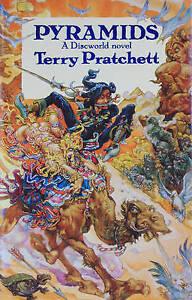 PYRAMIDS. Terry Pratchett