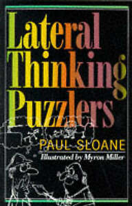 Lateral Thinking Puzzlers by Paul Sloane (Paperback, 1992)