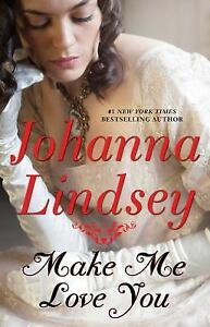 Johanna Lindsey- Make Me Love You &  Beautiful Tempest -Romance