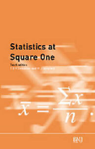 Statistics at Square One-ExLibrary