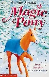 Very Good, Winter Special: Snow Bandits (Magic Pony), Lindsay, Elizabeth, Book