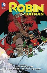 PATRICK-GLEASON-ROBIN-SON-OF-BATMAN-VOL-1-BOOK-NEW