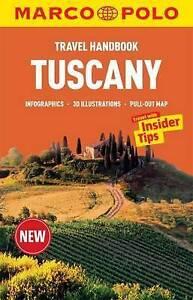 TUSCANY MARCO POLO HANDBOOK  BOOK NEW
