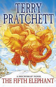 TERRY PRATCHETT - The Fifth Elephant -  A Discworld Novel 24