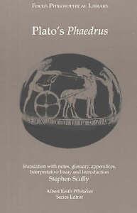 Phaedrus by Plato (Paperback, 2000)
