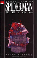 Spider Man:Reign(1-4 complete set)Marvel comics