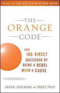 The Orange Code, Arkadi Kuhlmann