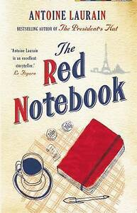 The Red Notebook, Antoine Laurain