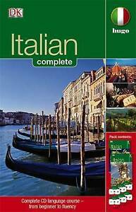 Hugo Complete Italian: Complete CD language course - from beginner to fluency (H