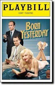 Playbill-Born-Yesterday-Jim-Belushi-Robert-Sean-Leonard-Nina-Arianda-OpeningNite