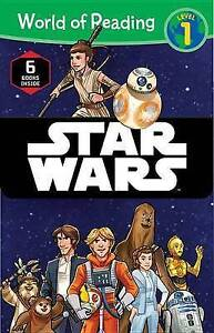 World of Reading Star Wars Boxed Set By Disney Book Group -Paperback