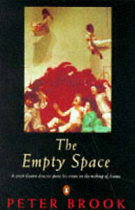 The Empty Space by Peter Brook (Paperback, 1990)
