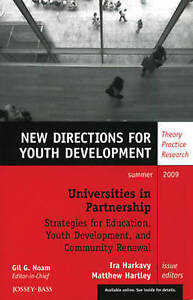 Universities in Partnership with Schools: Strategies for Youth Development and C