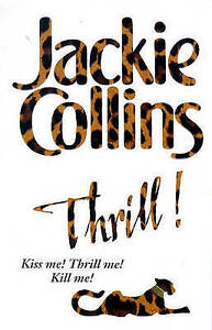 Thrill! by Jackie Collins (Paperback, 1998)