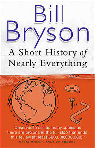 A-Short-History-Of-Nearly-Everything-Bryson-Bill-Used-Good-Book
