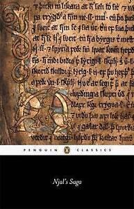 Njal's Saga - Penguin Classics - Brand New
