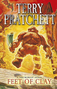 Feet-of-Clay-Pratchett-Terry-Used-Good-Book
