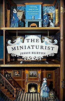 The Miniaturist, Burton, Jessie, Used; Good Book