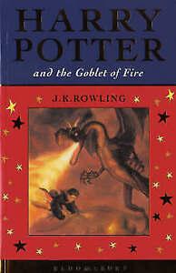 Very Good, Harry Potter and the Goblet of Fire (Celebratory Edition), J.K. Rowli