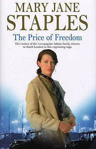 Staples-Mary-Jane-The-price-of-freedom-Very-Good-Book
