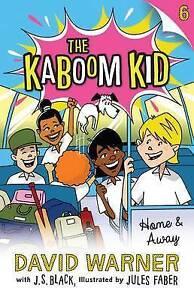 Home and Away: Kaboom Kid #6 ' Warner, David new, freepost Australia wide