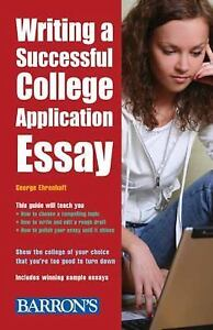 Writing a successful college application essay nyu