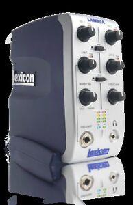 LEXICON LAMBDA Recording Interface.