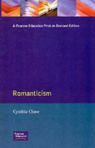 Romanticism (Longman Critical Readers), Chase, Cynthia, Very Good Book