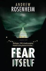 Fear Itself by Andrew Rosenheim Large Paperback 20% Bulk Book Discount