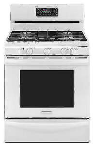 Freestanding Gas Range Self-Cleaning Convection Oven KGRS206XW