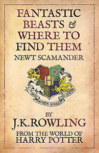 Fantastic-Beasts-and-Where-to-Find-Them-by-J-K-Rowling-Paperback-2009