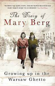 USED (GD) The Diary of Mary Berg: Growing up in the Warsaw Ghetto