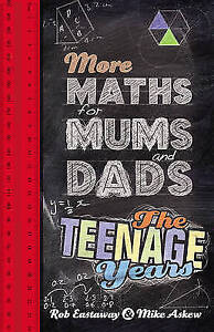 More-Maths-for-Mums-and-Dads-Good-Askew-Mike-Eastaway-Rob-Book