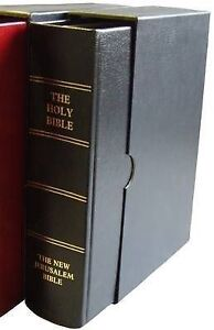 The New Jerusalem Bible, Henry Wansbrough, New Condition