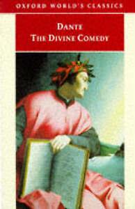 """""""AS NEW"""" The Divine Comedy (Oxford World's Classics), Dante Alighieri, Book"""