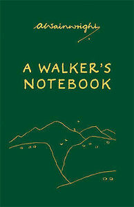 A-Walkers-Notebook-Alfred-Wainwright-Used-Good-Book