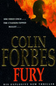The Fury, Forbes, Colin, Very Good Book