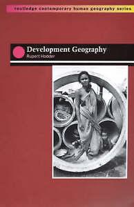 Development Geography by Rupert Hodder (Paperback, 2000)