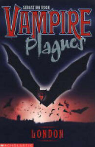Very Good, Vampire Plagues London, Sebastian Rook, Book